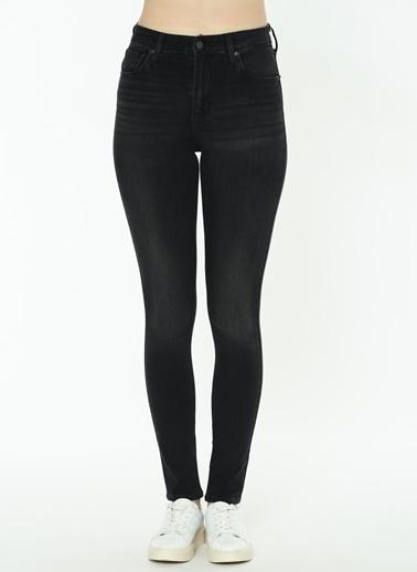Levi's® 188820274 721 High Rise Skinny Shady Kadın Jean Pantolon Siyah